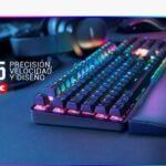 Nuevo teclado mecánico MK5