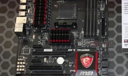MSI 970 Gaming para AM3+
