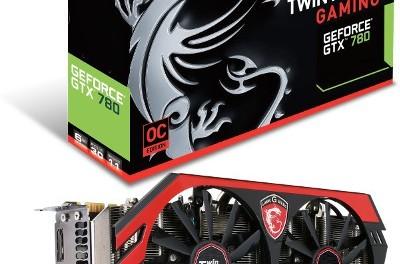 MSI anuncia la GTX 780 Gaming 6G