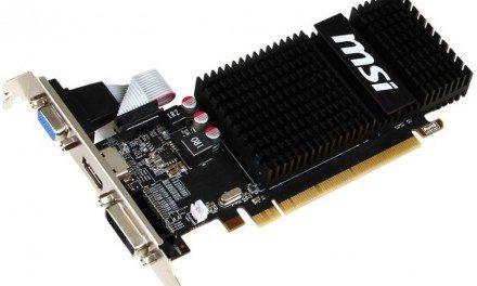 MSI lanza la Radeon R5 230