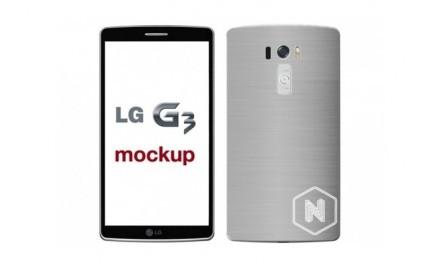 Se filtra la maqueta del LG G3
