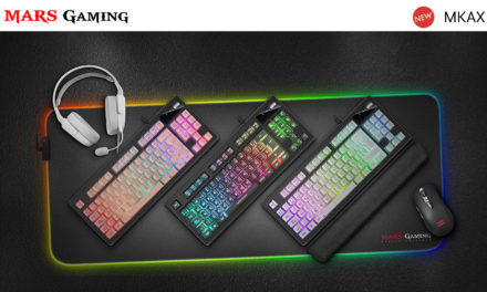 Teclado Gaming MKAX