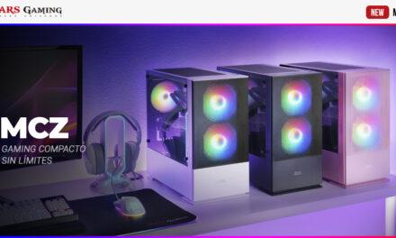 Nueva Caja Compacta Gaming MCZ