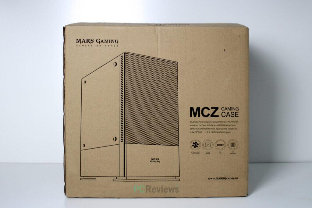 Mars Gaming MCZ