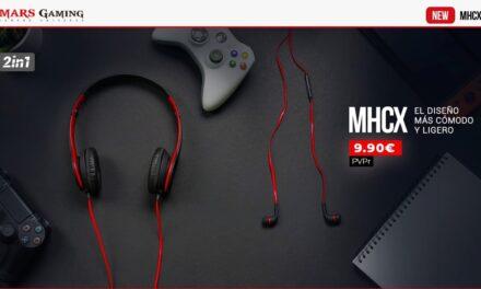 Nuevo pack de audio MHCX