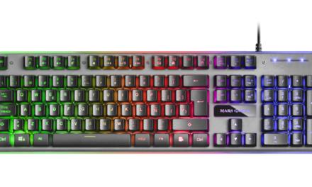 Teclado Mars Gaming MK220
