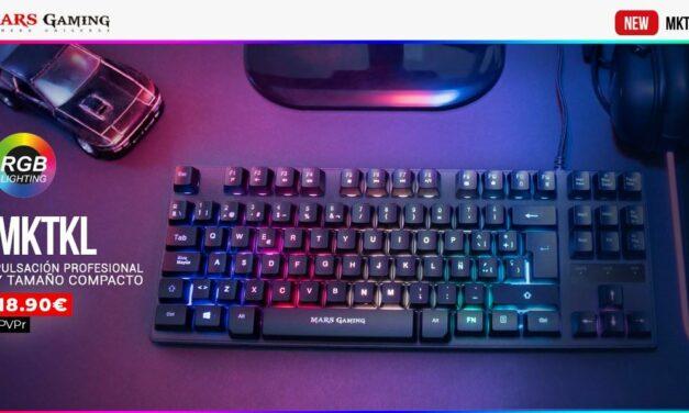 Nuevo teclado MKTKL