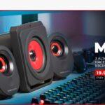 Nuevos altavoces Mars Gaming MSX