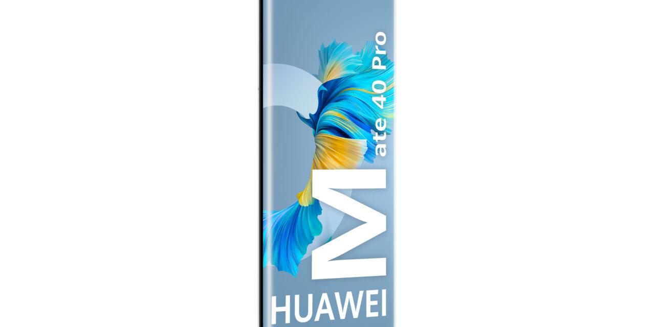 Huawei consigue reducir un 28% el plástico del packaging de su Mate 40 Pro