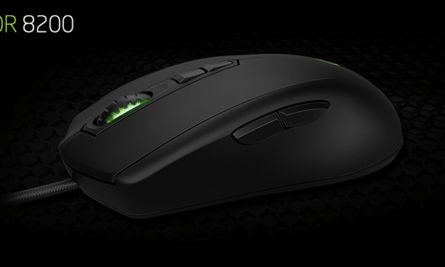 Mionix Avior 8200 Review