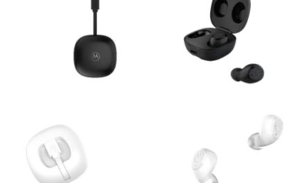 Moto Buds Charge: los auriculares TWS de Motorola que podrás cargar con tu móvil
