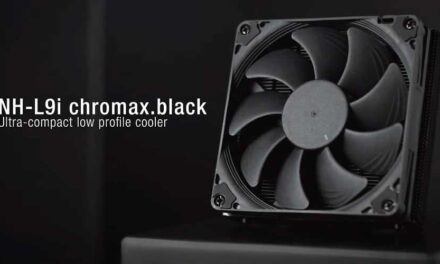 Noctua NH-L9i chromax.black Review