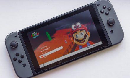 Detalles de la Nintendo Switch Pro