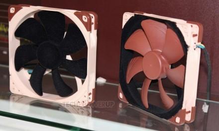 Nueva gama de ventiladores Noctua