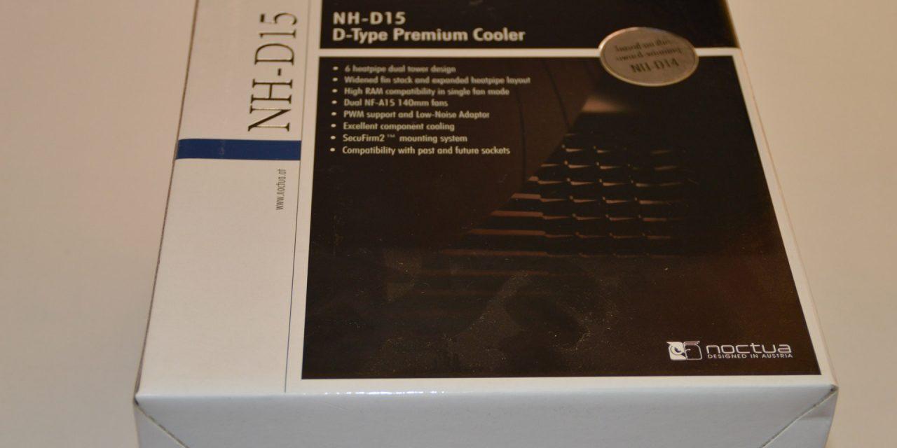 Noctua NH-D15 Review