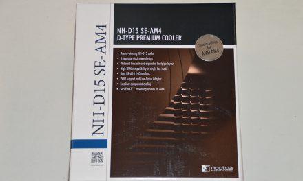 Noctua NH-D15 SE-AM4  Review