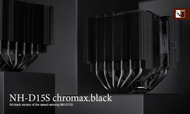 Noctua NH-D15S chromax.black Review
