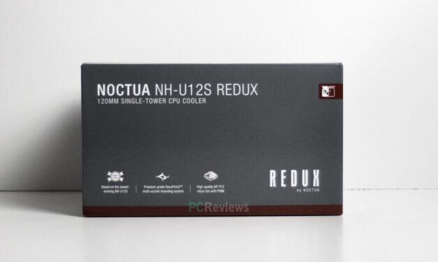 Noctua NH-U12S redux Review