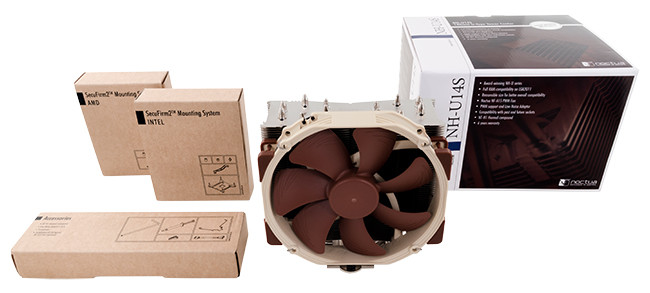 Noctua NH-U14S Review