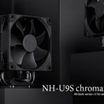 Noctua NH-U9S chromax.black Review