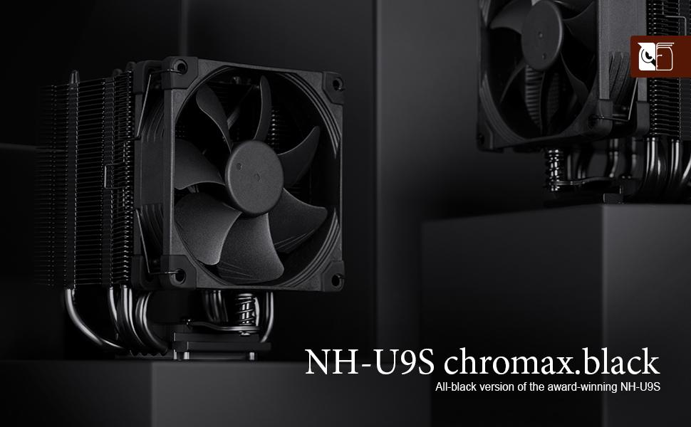 Noctua NH-U9S chromax.black Review