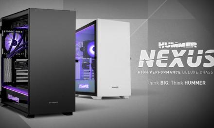 Nox presenta Hummer Nexus, una caja diseñada para un alto rendimiento