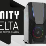 Nox presenta Infinity Delta, una semitorre con ARGB