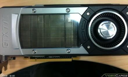 La GTX 770 baja de precio