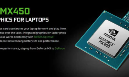 Anunciada la Nvidia GeForce MX450
