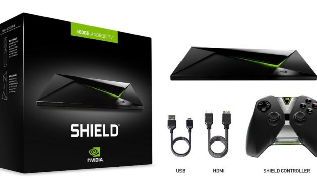La Nvidia Shield, porfin llegara a españa