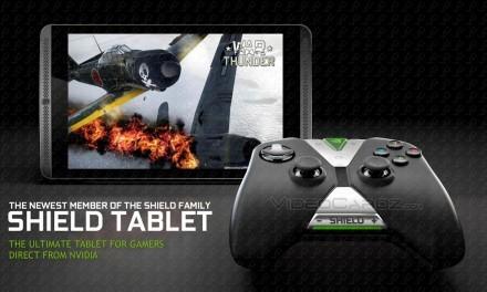 Nvidia anunciará su nueva tablet para gamers