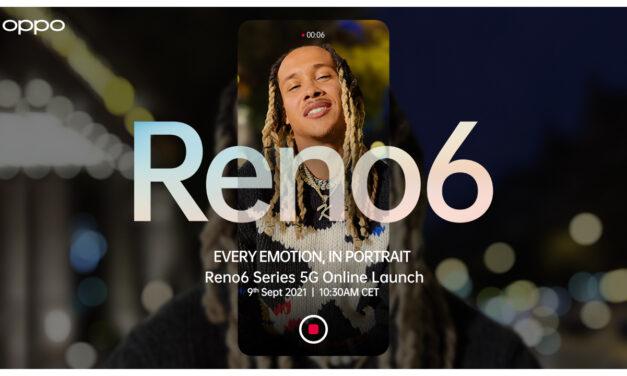 OPPO presentará una nueva IA con OPPO Reno6 Series 5G