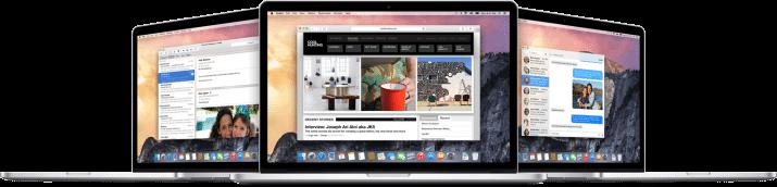 Todo sobre Mac OS X 10.10 Yosemite