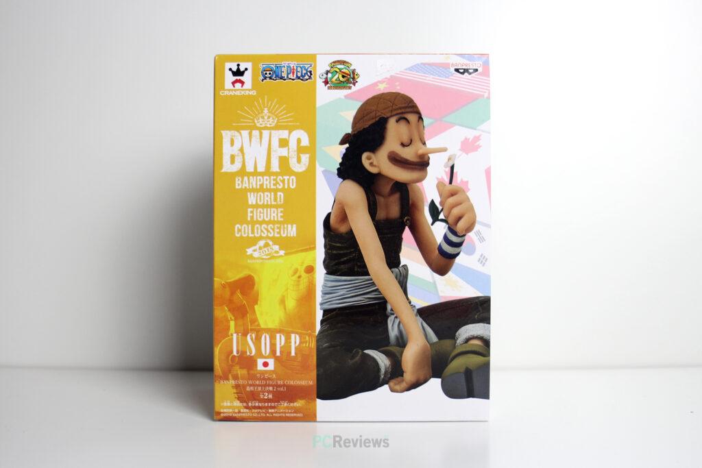 One Piece Usopp BWFC World Figure Colosseum