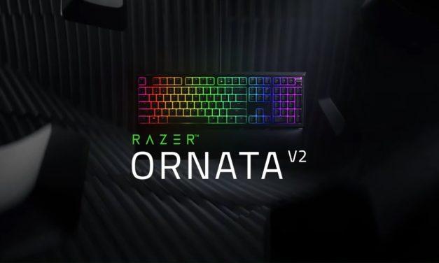 Razer Ornata V2 Review