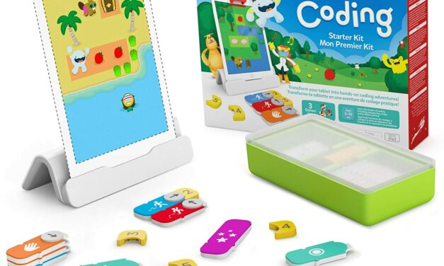 Osmo Coding Starter Kit Review