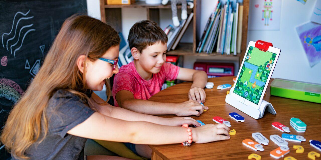 Cómo OSMO beneficia a sus hijos y les ayuda a agilizar el proceso de regresar a clases??
