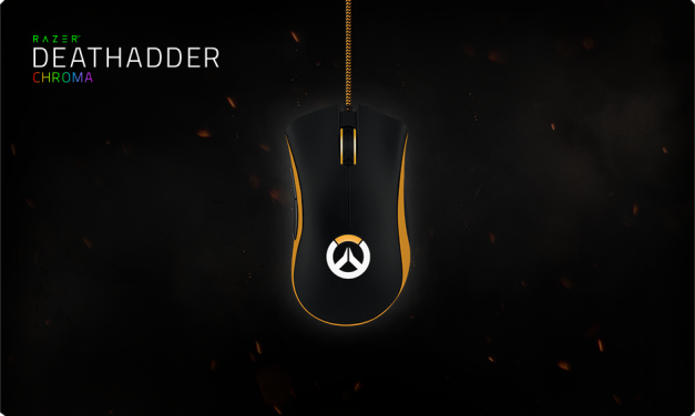 Overwatch Razer DeathAdder Chroma Review