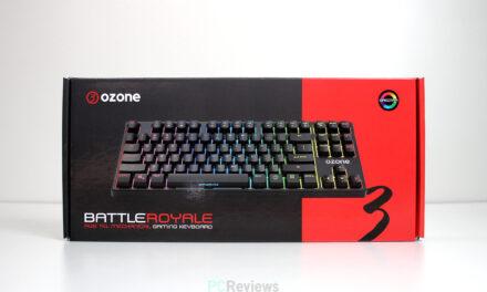 Ozone Battle Royal Review
