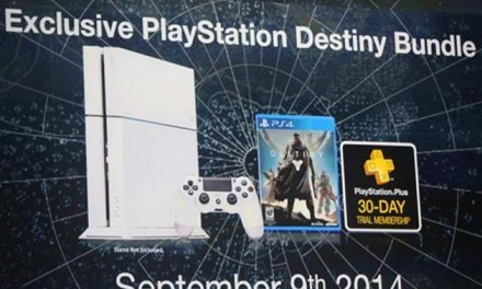 Sony anuncia Playstation 4 en color blanco