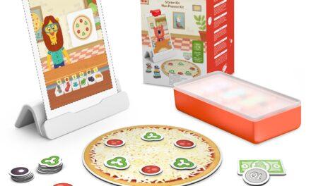 Osmo Pizza Co. Starter Kit – ¡Maneja tu propia pizzería!