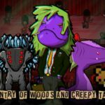 """Prepárate para la aventura más loca, gamberra e irreverente a la que jugarás jamás en """"Baobabs Mausoleum – Country of Woods and Creepy Tales"""""""
