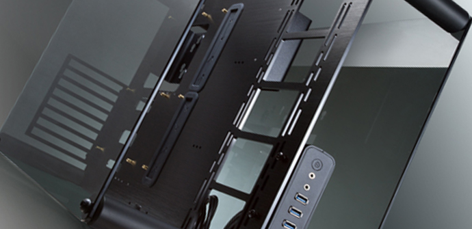 Raijintek Paean caja con doble compartimiento