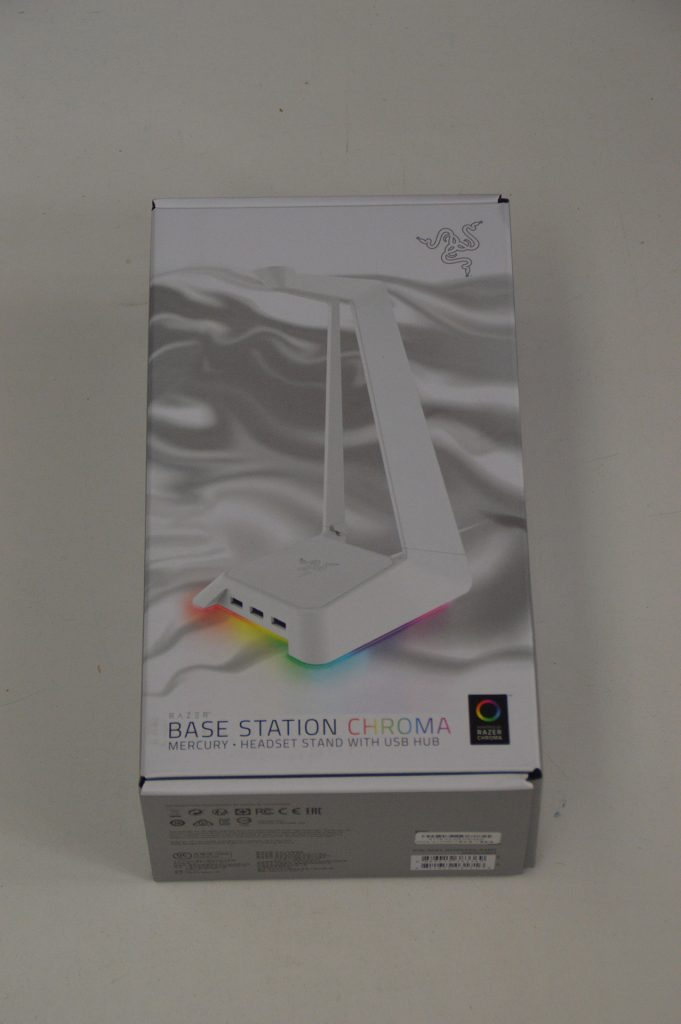 Base Station Chroma Mercury