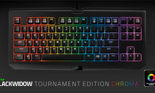 Razer BlackWidow Tournament Edition Chroma Review
