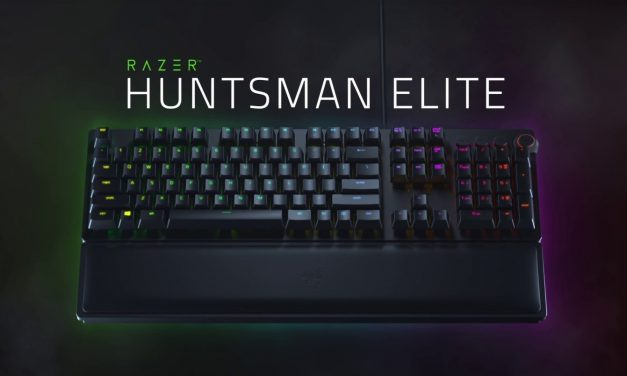 Razer Huntsman Elite Review