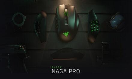 Razer Naga Pro Review