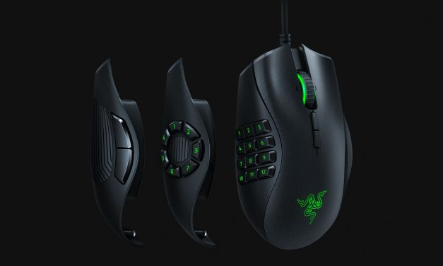 Razer Naga Trinity Review