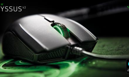 Razer anuncia el nuevo ratón Razer Abyssus V2