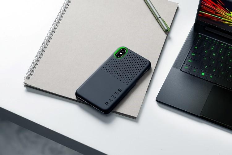 Los Iphone ganan la mejor refrigeración gracias a las fundas Razer Arctech